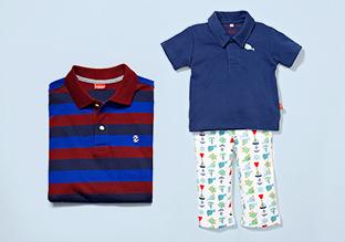 Preppy Staple: Polos for Boys