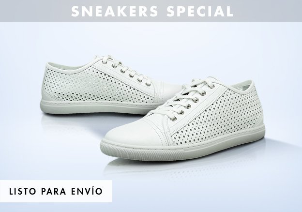 Sneakers special!