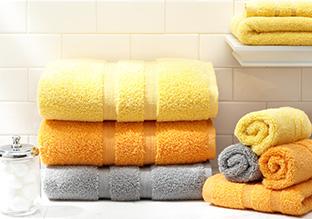 Wake Up: Colorful & Bold Bath Essentials