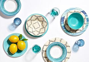 Hard to Break: Melamine & Acrylic Dinnerware!