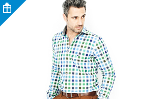 Dressed-Up papà: Button-Up Shirts!