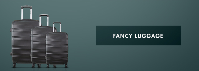 Fancy Luggage