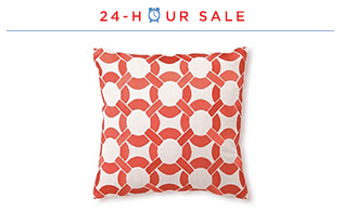 Up to 80% Off: Decorative Throw Pillows!