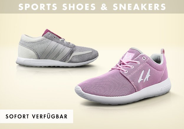 Sports shoes & sneakers for her