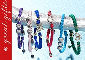 Holiday Sparkle:Rolf Bleu Jewelry for Girls