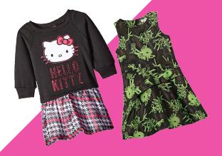 Für jeden Tag : Kleider für Mädchen!