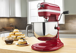 Marke Moms Love: KitchenAid!