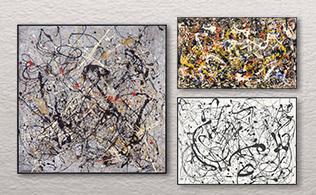 MYHABIT MASTERS: Jackson Pollock!