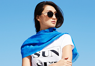 Fun in the Sun: Summer Silk Scarves