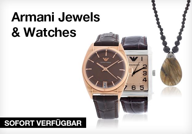 Armani Jewels & Watches