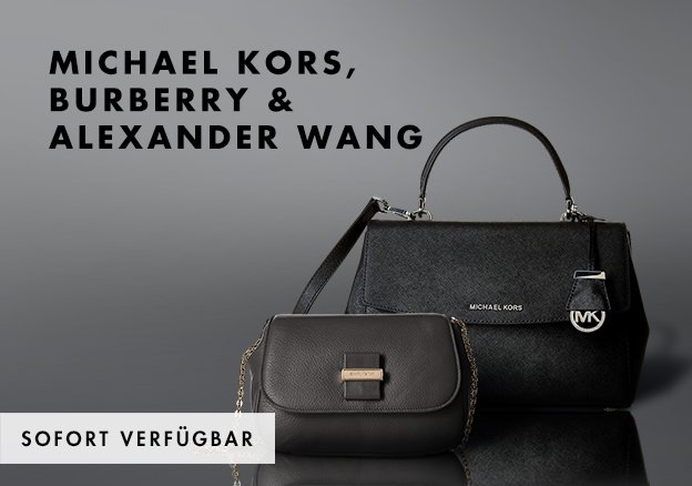 Michael Kors, Burberry & Alexander Wang