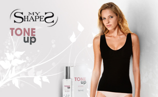 Tone Up My Shapes