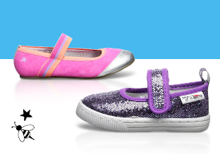 Kick Back: Kids' Casual Shoes!