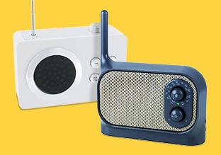 Gadgets Galore: Radios & More!
