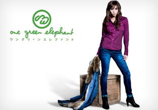 One Green Elephant