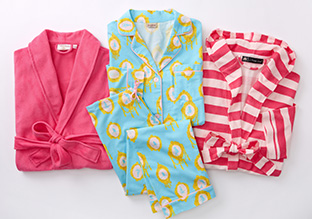 $ 24 & Up: Sleepwear & Robes!