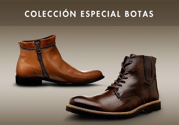 Colección Especial Botas