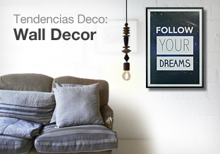 Tendencias Deco: Wall Decor