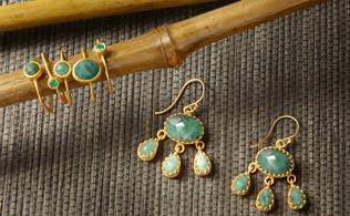Jewelry: Semi-Precious Stones!