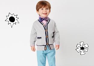 Il ragazzo Sharp Dressed!