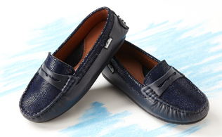 Shop by Color: Navy Shoes
