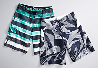 BEACH READY : Boardshorts $ 39 0026 UNDER!