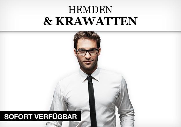 Hemden & Krawatten