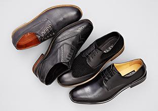 The Dark Side : Black Shoes !