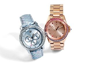 Pop de Color: Relojes hazaña .  Juicy Couture