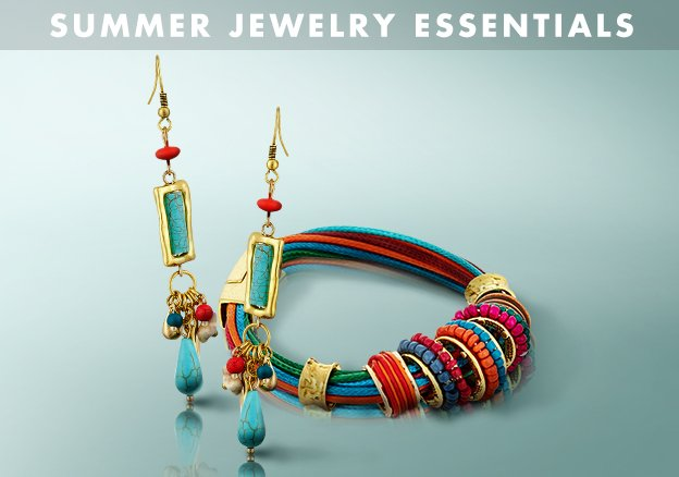 Summer Jewelry Essentials