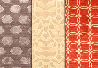 A Touch of Silk: Rugs