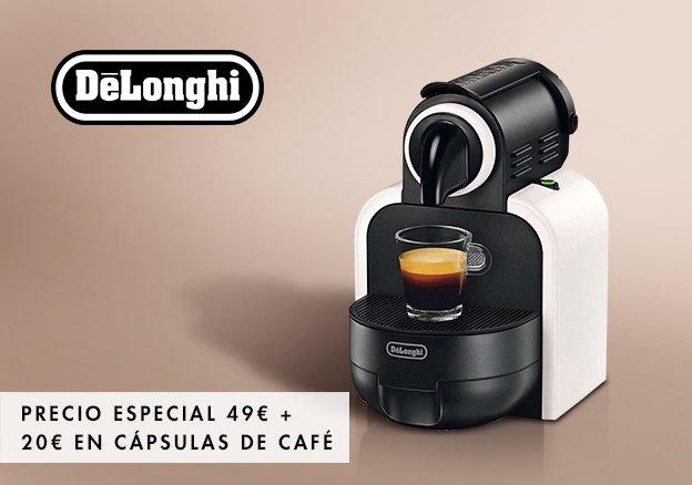 Especial Nespresso de Delonghi!