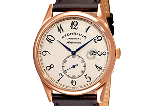 Fino a 85 % di sconto : Stuhrling orologi originali!