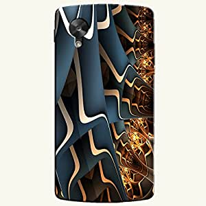 ABSTRACT SHAPES BACK COVER GOOGLE NEXUS 5