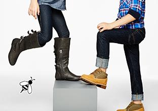Fino al 80 % di sconto : Boots!