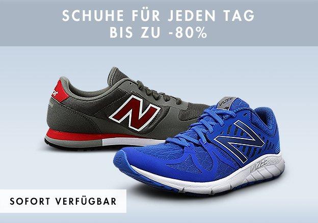 Schuhe für jeden Tag bis zu -80%
