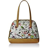 Lavie Women's Satchel (Tan)(HGBV194076D3)