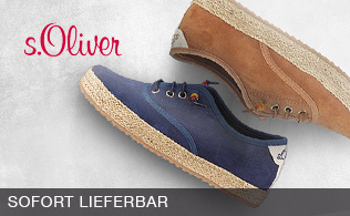 S.Oliver: Shoes