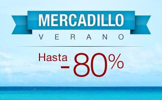 Mercadillo Verano: Hasta -80%