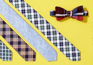 Tie It Up: Neck & Bow Ties!