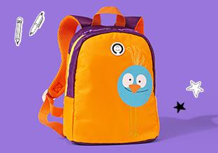 Kid aprobados: Mochilas y bolsos !