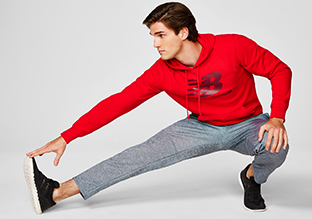 Back on Track: Active Styles feat. New Balance