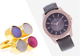Style Steals: Jewelry & Watches