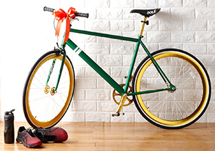 Gifts For Him: Sole Bicycles!