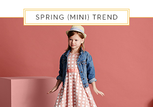 Primavera ( Mini ) Trend : Pretty in Pink!