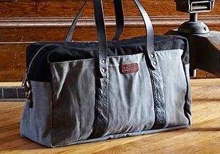 Rugged & Ready: Luggage & Bags!