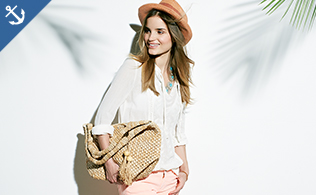Swim & Sun: FloraBella Hats & Handbags
