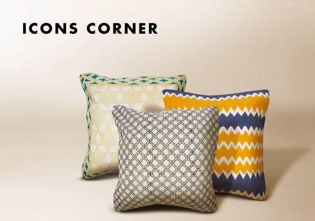 Icons Corner
