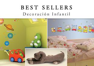 Best Sellers Decoración Infantil