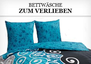 Bettwäsche zum Verlieben